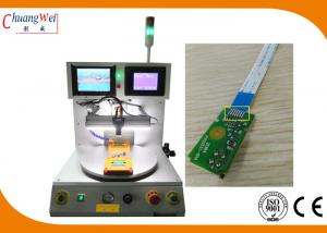 China Effective Automatic Soldering Machine , 0.5-0.7 MPA Soldering Tools And Equipment on sale