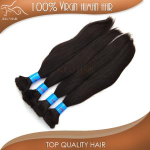 China 2014 hot hair products mix length 10-30inch stable stock unprocessed peruvian hair straight on sale