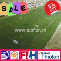 China Professional Thiolon Football/ Soccer Field Grass on sale