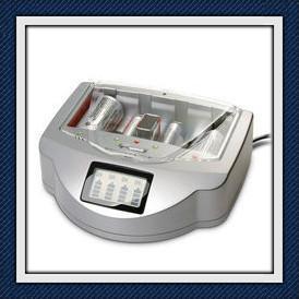 AAA AA C D Alkaline Battery Recharger Ni MH Ni Cd RAM
