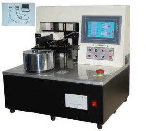 China Manual Spring Torsion Testing Machine With Accurate Printed Recording on sale