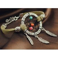 Best selling Indian Dreamcatcher bracelet vintage Dream Catcher bracelet