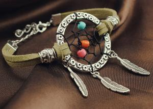 China Best selling Indian Dreamcatcher bracelet vintage Dream Catcher bracelet on sale