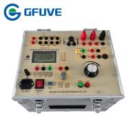 High Power 150A Single Phase Relay Test Set With Timer Aluminum Alloy Body