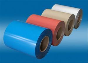 China 16 Gauge Painting Aluminum Trim Coil / Embossed Surface Aluminium Sheet Coil on sale