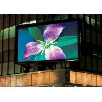Advertising Commercial Led Display Screens P8 Outdoor RGB LED Display TV