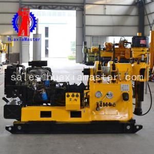 China XY-3 core drilling machine,600 meter deep water well drilling machine ,  rotary borehole drilling rig water underground on sale
