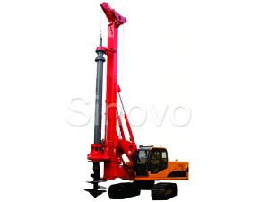 China TR60 Rotary Drilling Rig With Max Drilling Depth 21m / Drilling Diameter 1000mm on sale