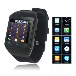 China Smart wrist watch phone on sale