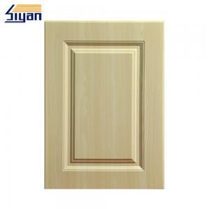 China Cnc Carved Groove European Cabinet Doors Exquisite 18mm Thickness Mdf Board on sale