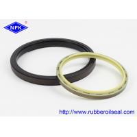 China HITACHI ZAX 330-3 Hydraulic Ram Repair KitsTPFE FKM NBR Material Long Lifespan on sale