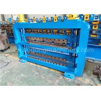 China IBR Roll Forming Machine 30m/min, Three Layers Roof Panel Roll Forming Machinery on sale