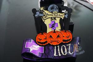 Quality Halloween And Taekwondo, Shooting Sports Metal Award Medals With Colors And for sale