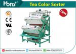 Recycling Oolong Black Tea Color Sorter Machine With 5000 Pixels CCD Sensor