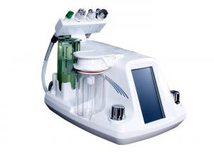 China Salon Microdermabrasion Diamond Peel Machine Skin Care System For Acne Treatment on sale