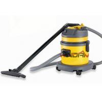 15L Capacity Heavy Duty Wet and Dry Vacuum Cleaner Plastic Tank with 1000W Power