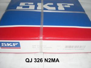 China SKF QJ 326 N2MA 130x280x58 Four-Point Angular Contact Ball Bearing on sale