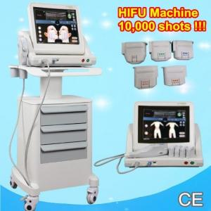 China HIFU face lift skin rejuvenation wrinkle removal machine on sale