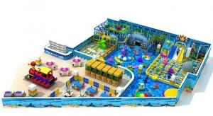 China Entertainment Gaming Centre Business Plan With Children's Arcade Machines on sale