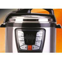 Health Stainless Steel Electric Pressure Cooker With Stainless Steel Insert 5 Quart