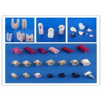 China High Temperature Resistance Insulation Fine Polished Alumina Ceramic Guides on sale