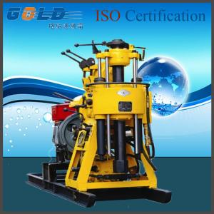 China Chinese factory provide 130m engineering construction drilling machine water drilling rig on sale