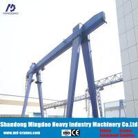 China Beat Quality Customized Electric Hoist Gantry Crane 0.5ton~32 ton with Low Price on sale