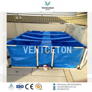 China Veniceton fish farming aquaculture equipment system fishing cage tanks for sale on sale