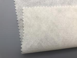China Plain Pattern Spunlace Nonwoven Fabric Good Water Absorption Fro Fiber Facial Mask on sale