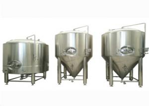 China Stainless steel 316 Industrial Beer Brewing Equipment Automated Beer Brewing System on sale