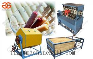 China Round Ice Cream Stick Bar Making Machine Manufacturer on sale