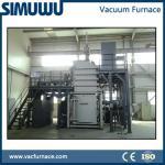 High temperature brazing furnace,  Vacuum switching tube brazing furnace