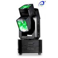 China Unique Single Axis 4*10W Beam Moving Head Light LED RGBW 4 in 1 Moving Head Spot Light on sale