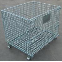 Steel Cage Pallet, Steel Pallet Container