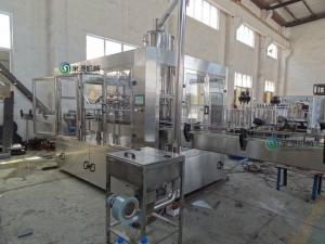 China 4000bph Water bottling equipment  for Glass Bottle , water bottling machines on sale