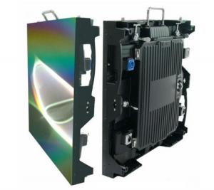 China High Bright Outdoor Rental LED Display Screen Waterproof Die Casting Aluminium Cabinet on sale