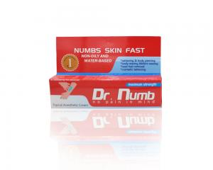 Dr.numb 30g Cream for Permanent Makeup and Tattoo numb With Good ...