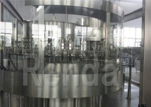 China CE 2000 - 20000BPH Automatic Water Filling Line Equipment For Water Packaging on sale