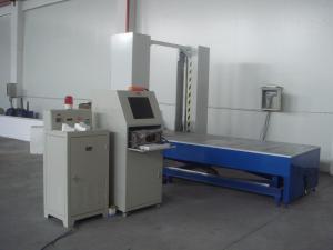 China EPS Profiler Machine Hot Wire Foam Cutting Machine High Efficient 13kw on sale