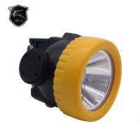 BO-2000 High-performance Miners Cap Lamp Cree LED Cordless Mining Cap Lights Water-Proof Miner Cap Lamp