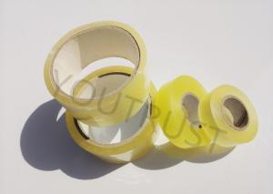 China Single Side Adhesive Opp Packing Tape , Opp Printed Tape For General Use on sale