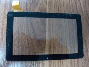 China Flexible Industrial Capacitive Touch Screen Panels / 7 Inch Touch Panel on sale