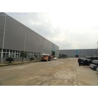 China Prefab House Earthquake Proof Light Industrial Steel Buildings With Q235, Q345 on sale