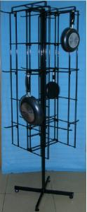 China RHSC001 supermarket display, handicraft display, display stand,rotating display rack,stand on sale