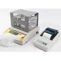 China Leading Manufacturer  Digital Electronic Gold Tester Machine Price DA-900K on sale