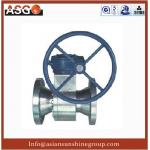 China Api6d Titanium Material Float Ball Valve-Ball Valve-Valve-ASG Fluid Control Equipment–ASG wholesale