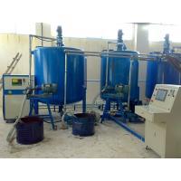 Semi - Auto Polyurethane Foam Production Line For Foaming Mattress and Furniture