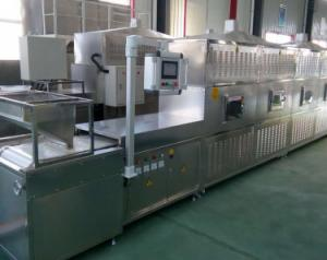 China Microwave Drying Equipment for Egg Powder and Yolk Powder on sale