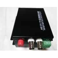 China 960P HD TVI / CVI / AHD Transmitter Receiver Fiber Optic To BNC Digital Video Converter on sale