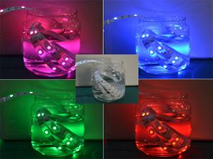 China Tech Nano Coating SMD 5050 LED Strip Light RGB Color Changing IP68 Waterproof on sale